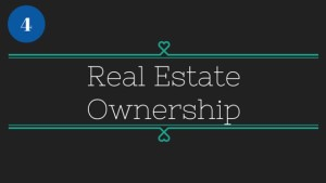 Real Estate Ownership