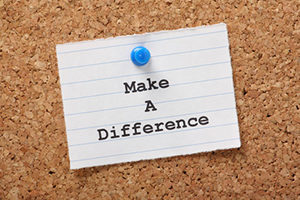 Make A Difference with a meaningful volunteer experience