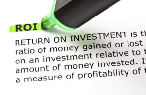 return on investment for a capital campaign