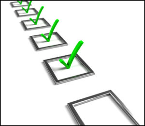 Nonprofit Board Committee Checklist
