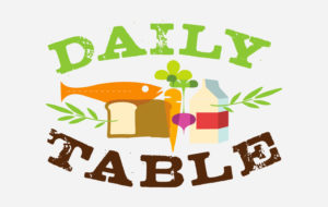 Daily Table Logo for Director of Advancement