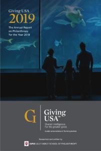 Giving USA 2019 Cover Image